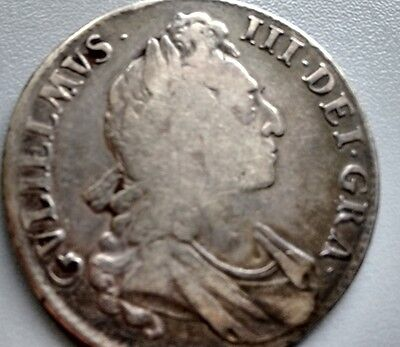 King William Iii Crown 1695 (379)