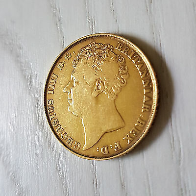 Double sovereign 1823 George IV