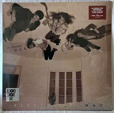 FLEETWOOD MAC THE ALTERNATE TUSK 2LP 180g RECORD STORE DAY RSD SEALED