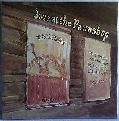 ARNE DOMNERUS JAZZ AT THE PAWNSHOP 2LP 180g PROPRIUS SEALED