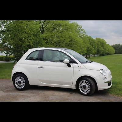Fiat 500 Lounge 13 1.2 3dr petrol low mileage