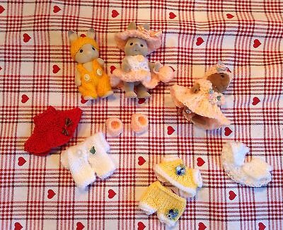 ***knitting Pattern Only****. Pattern Is For Sylvanian Families Or Similar