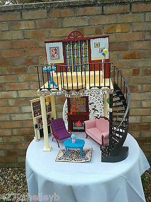 My Scene Masquerade Madness Party House By Mattel 2004