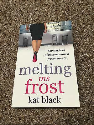 Melting Ms Frost by Kat Black Fiction Book New (Paperback, 2014)