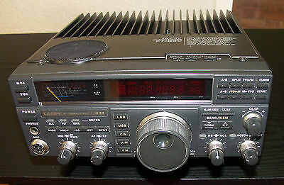 Yaesu FT-890AT HF transceiver