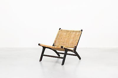 Beautiful Danish Lounge Chair Hans Wegner danishdesign mid-century