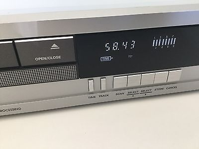 CD Spieler / CD Player Grundig 7550 - Perfect