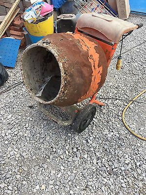 Belle Cement Mixer 110v With Stand