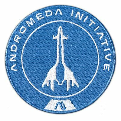 Mass Effect Andromeda Tempest Crew Embroidered Official Iron/Sew On Patch