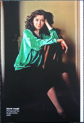 Cherie Lunghi Poster Page 1980 . Guinevere Excalibur . The Manageress . R49