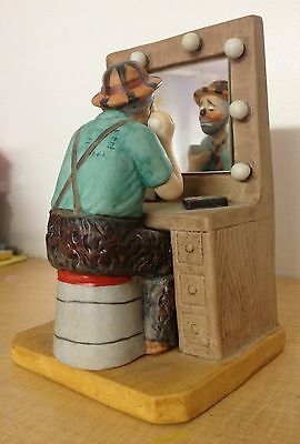 The Original Emmett Kelly Circus Collection Ltd Ed 7048 Clown Statue
