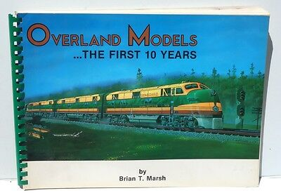 Overland Models: The First 10 Years - Brass Importer
