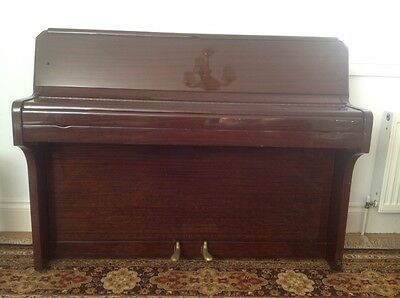 Zender Upright Piano - good condition