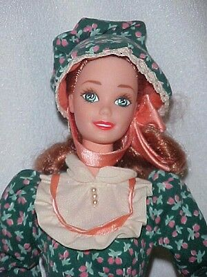 1994 PIONEER BARBIE DOLL AMERICAN STORIES COLLECTION SPECIAL EDITION loose