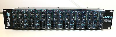 Presonus ACP8 8-Channel Compressor, Limiter & Gate (Fully Serviced) THAT VCA's