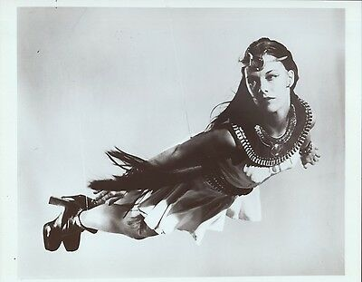 Isis 8x10 Black & white tv publicity photos - Lot of 4 different