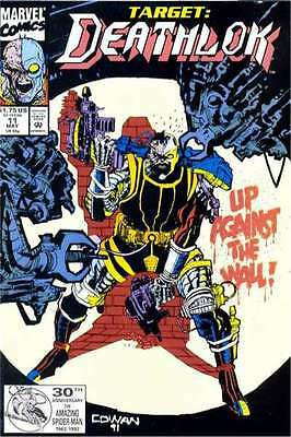 Deathlok (1991 series) #11 in Very Fine + condition. FREE bag/board