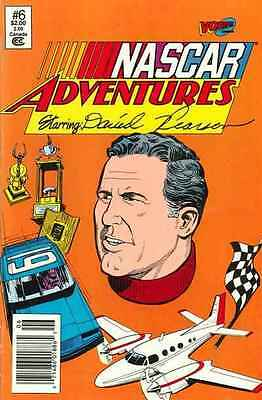 NASCAR Adventures #6 in Very Fine + condition. FREE bag/board