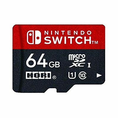 Nintendo Switch Micro SD card 64GB