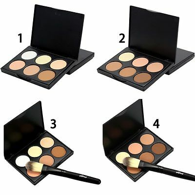 Makeup Face Contour Kit Concealer Palette Bronzer Highlighter Makeup Set