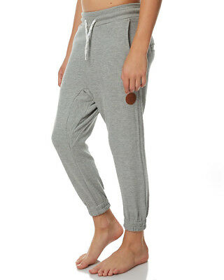 New Billabong Boys Kids Boys New Order Butter Fleece Trackpant Grey