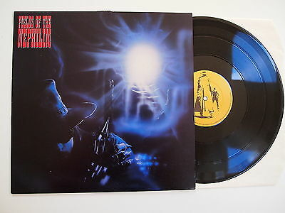 "FIELDS OF THE NEPHILIM - BLUE WATER 12"" VINYL UK 1st Press A1B1 Goth"