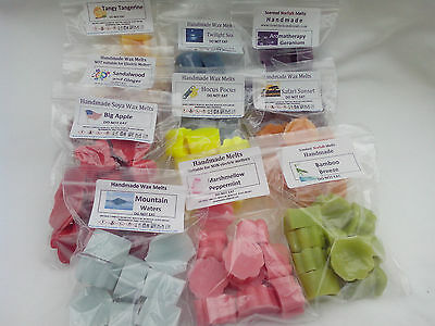 100 Scented Wax Melts. Partylite Past scents, made from partylite candles