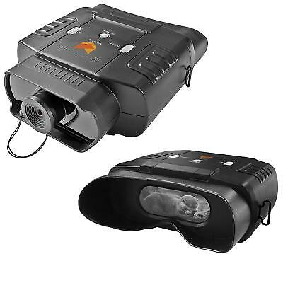 Nightfox 100V Night Vision Monocular Binoculars - Digital Infrared IR 3x20