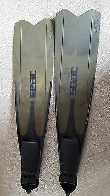 seac shout s900 long flippers