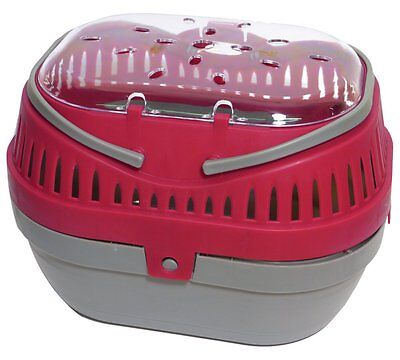 Rosewood Small Animal Pod Carrier Safe And Secure Transportation Of Your Medium
