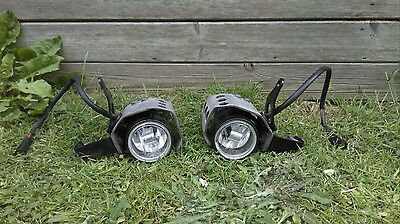 Triumph Tiger 800/800xc fog lights