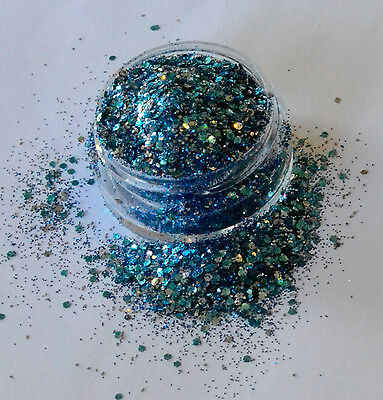 Biodegradable Cosmetic Festival Glitter Halcyon