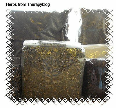 Catnip & Valerian Blend Dried Herb 80G Loose, Bagged. For Cats