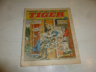 TIGER Comic - Year 1984 - Date 23/06/1984 - UK Paper Comic