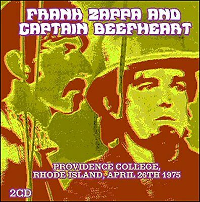 Frank Zappa & Captain Beefheart-3 X 180G Vinyl Box Set New & Wrapped