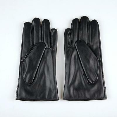 Winter Motorcycle Waterproof Leather Gloves Driving