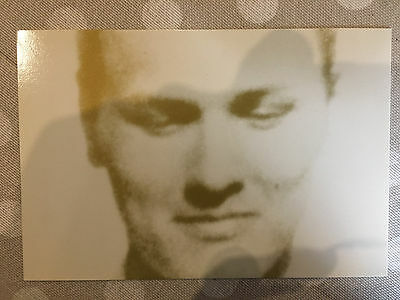 The Smiths Strangeways Here We Come Rough Trade UK promo postcard - Very Rare