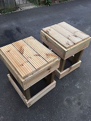 Special Offer Wooden Sand Pit and Water Table Outdoor Garden Play Toys With Lid