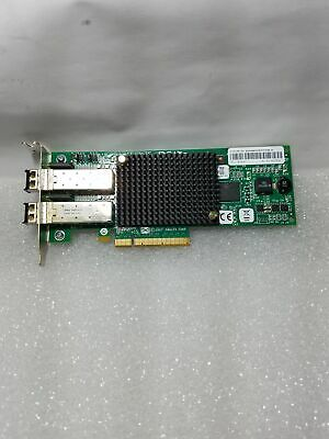 IBM Emulex Low Profile Dual Port FC Host Bus Adapter 42D0500
