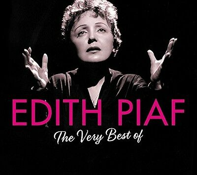 Edith Piaf - The Very Best Of 5 Cd New+