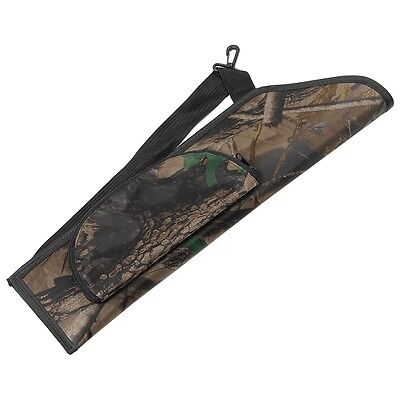 Quiver Camo arrow quiver with belt FK