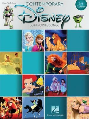 Contemporary Disney 50 Favourite Songs Inc. Beauty and the Beast, Lava, PVG
