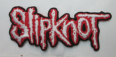 Slipknot Collectable Rare  Patch Embroided 2008 Metal Live Recently Discontinued