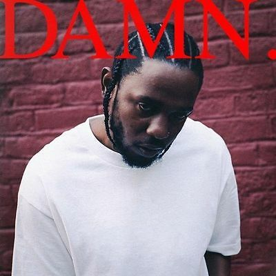 KENDRICK LAMAR DAMN 2 x VINYL LP GATEFOLD SLEEVE SEALED 30TH JUNE