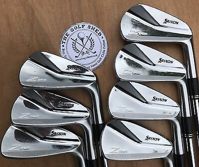 SRIXON Z945 FORGED Irons 4 - PW -  KBS TOUR SHAFTS