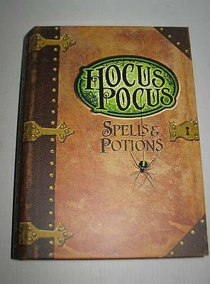 Hallmark Halloween Hocus Pocus Spell Book Talking Candy Box Prop