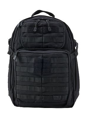 5.11 Tactical Series 1 Day Rush Backpack Black One Size