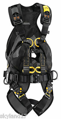 PETZL VOLT WIND HARNESS -fall arrest and work positioning Size 2