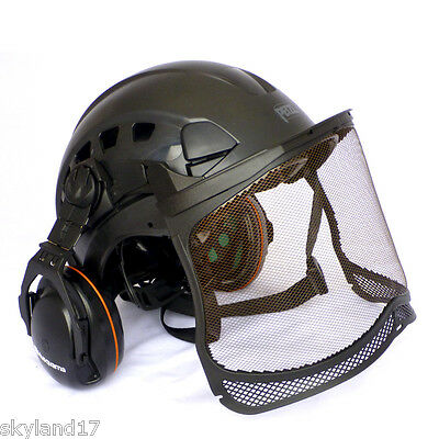 Petzl Vertex Vent Complete Safety Helmet, tree surgery, arborist helmet