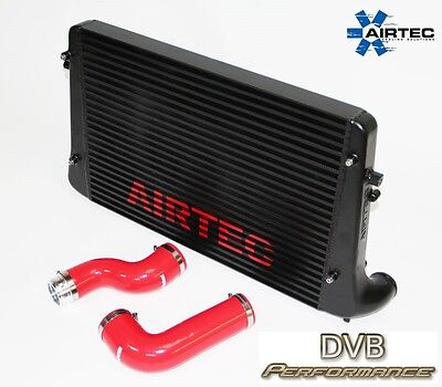 AIRTEC Audi S3 8P Mk2 2.0TFSi Front Mount Upgraded Intercooler - Stage 2